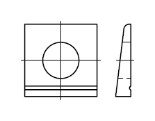 Шайба    DIN 435