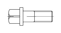 Болт    DIN 478