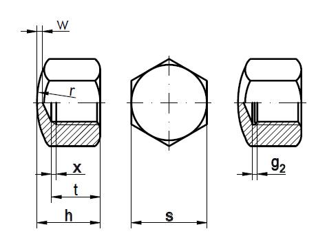 DIN-917-2