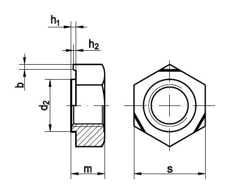 DIN-929-2