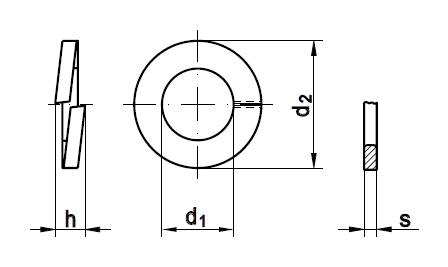 DIN-127-3