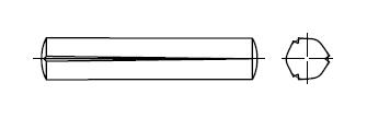 Штифт    DIN 1471