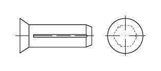 Штифт    DIN 1477