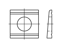 Шайба    DIN 434