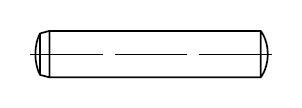 Штифт    DIN 6325