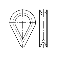 Коуш    DIN 6899