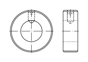 Кольцо DIN 705