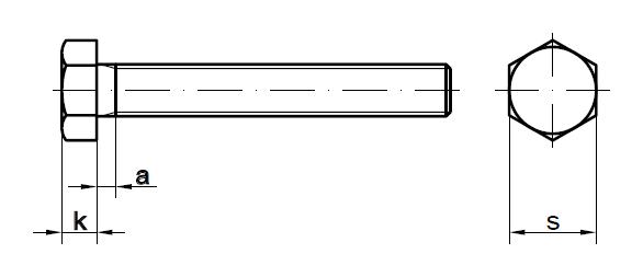 DIN-933-2