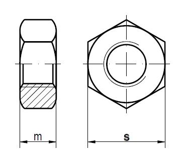 DIN-934-2