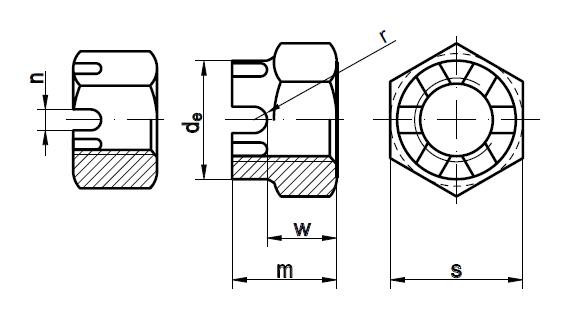 DIN-935-2