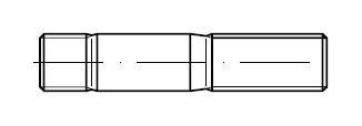 Шпилька DIN 938